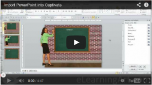 Captivate Tutorial
