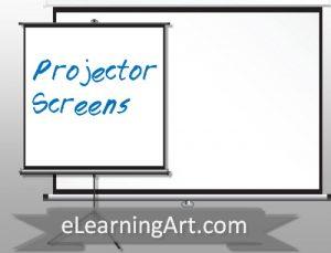 BoardsScreensProjector