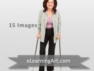 Disabilty.Crutches.Ani
