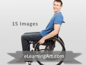 Disabilty.Wheel.Tommy