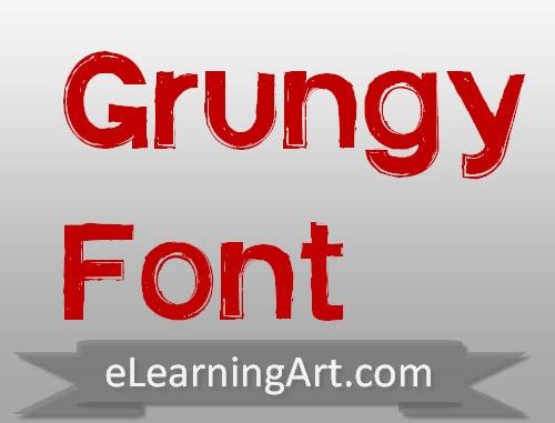 FontGrungy001