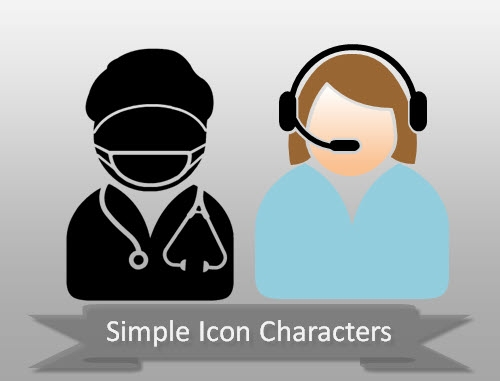 IconSimple2DCharacters