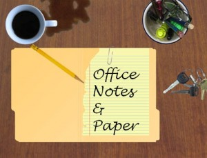 Office.Paper.Notes