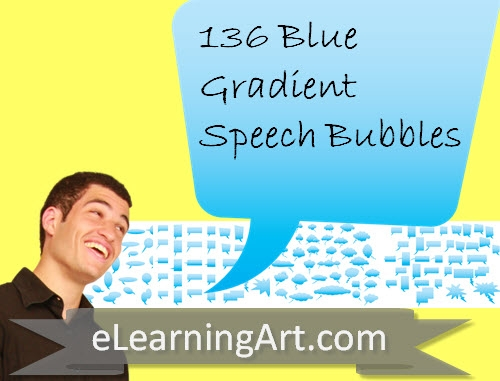 SpeechBubble.BlueGradient