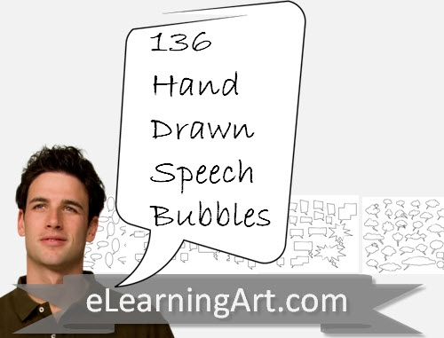 SpeechBubble.Hand.Drawn