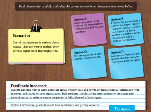 Storyline Template StickyNote Desktop  Elearningart