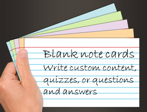 Storyline Template Notecard ELearningArt - Note card template