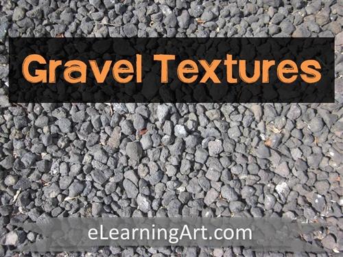 Texture-Gravel