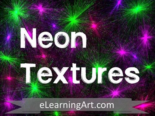 Texture-Neon
