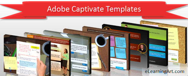 Adobe Captivate Templates