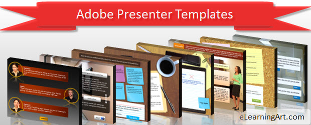 Adobe Presenter Templates
