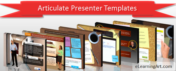 Articulate Presenter Templates