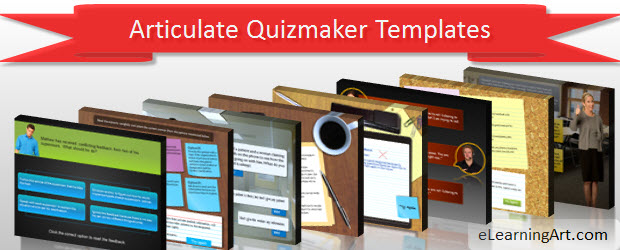 Articulate Quizmaker Templates
