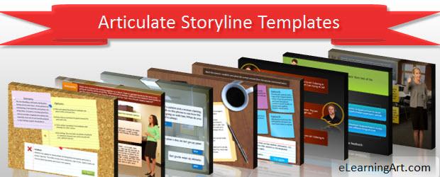 articulate storyline templates elearningart