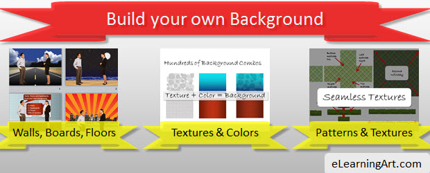 Build Your Own Background