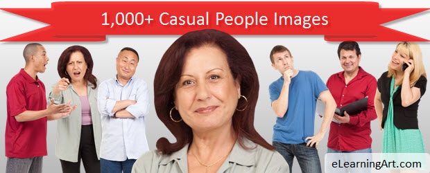 Casual People Images