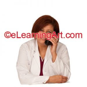 doctor-on-phone-indian-woman