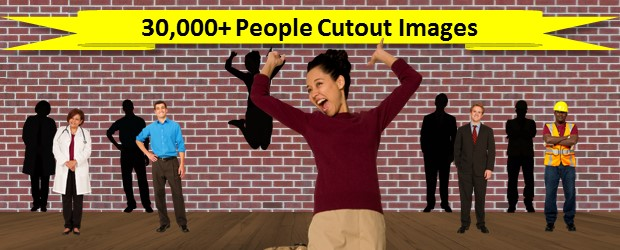 Cut Out People