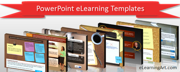 PowerPoint eLearning Templates