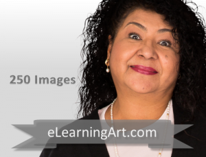 Anita - Hispanic Woman in Business Casual