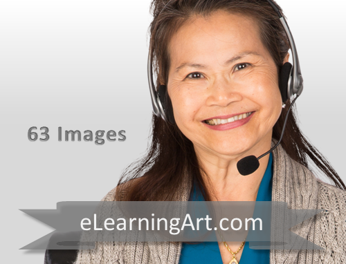 Karen - Asian Woman on the Phone