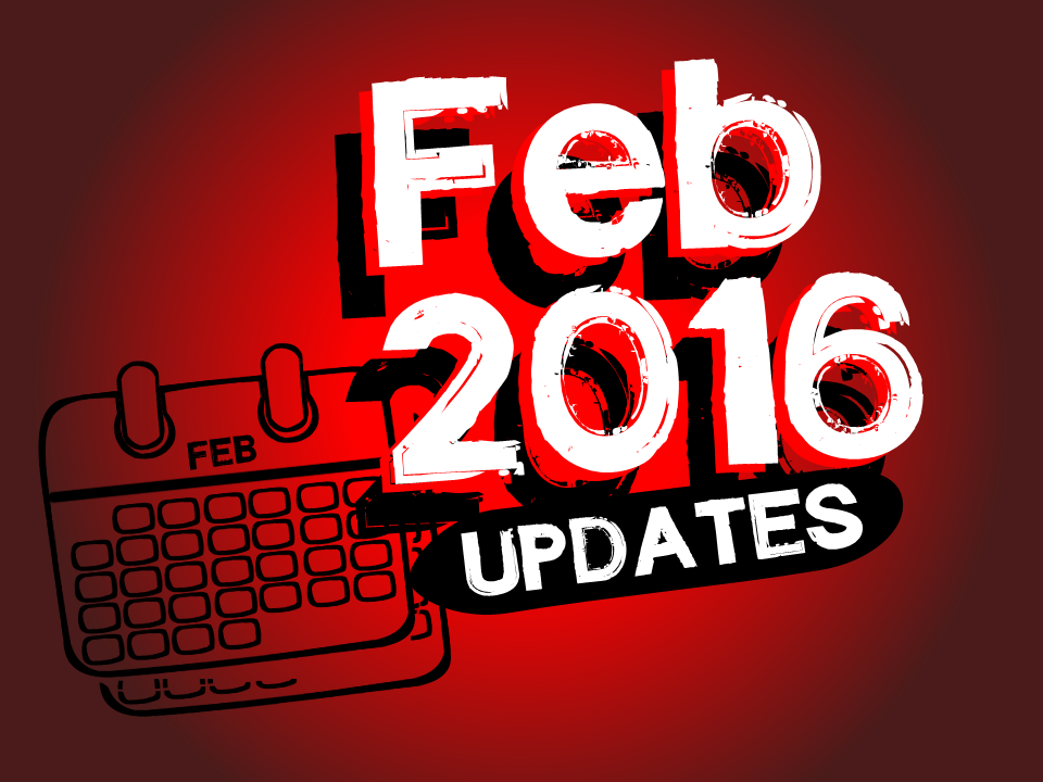 eLearrningArt updates February 2016