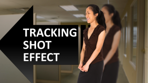 Tracking Shot Effect in PowerPoint