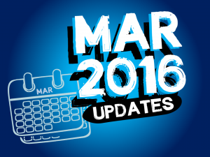 eLearningArt March 2016 Updates