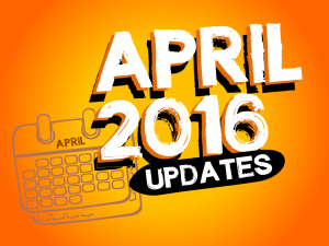 April 2016 eLearningArt Updates