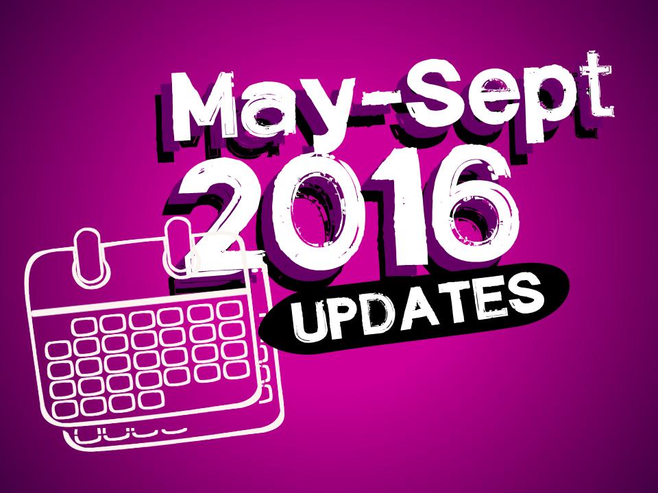 eLearningArt Updates September 2016