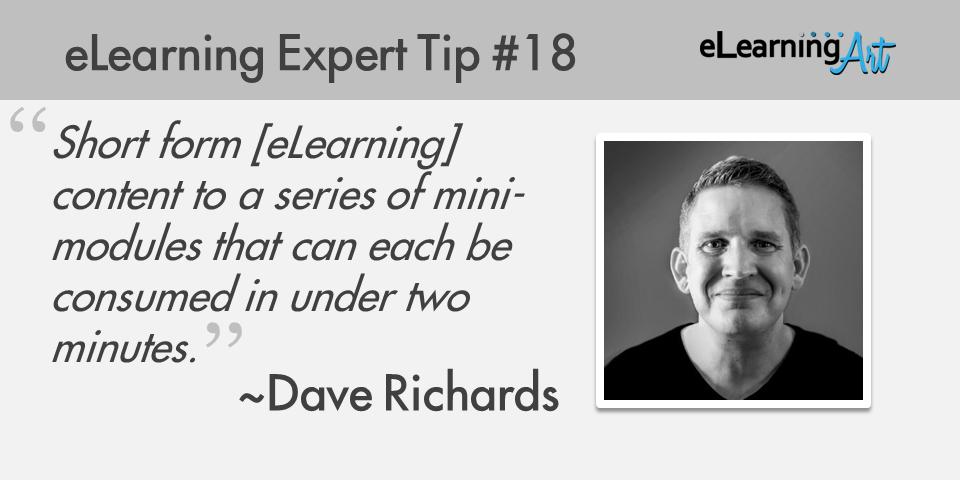 expert-elearning-tip-018-dave-richards