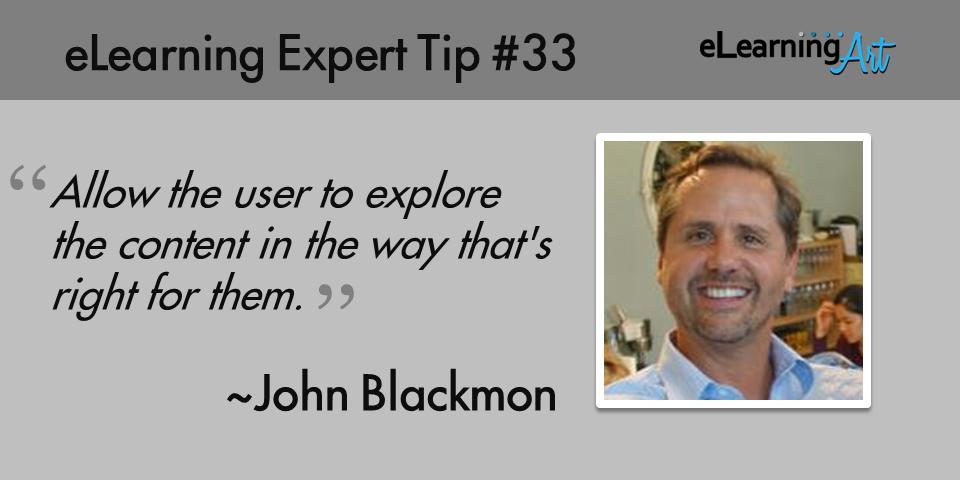 expert-elearning-tip-033-john-blackmon