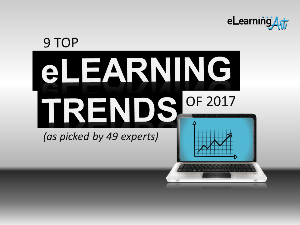 eLearning Trends - Top 9 of 2017