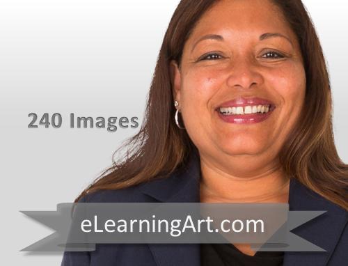Alanda - Hispanic Woman in Business Casual