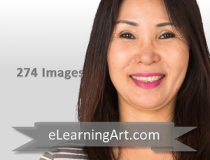 Margie - Asian Woman in Casual Clothes