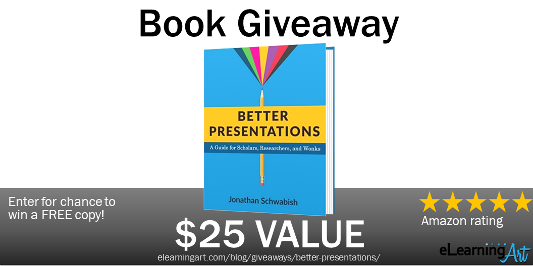 Better Presentations Book Giveaway
