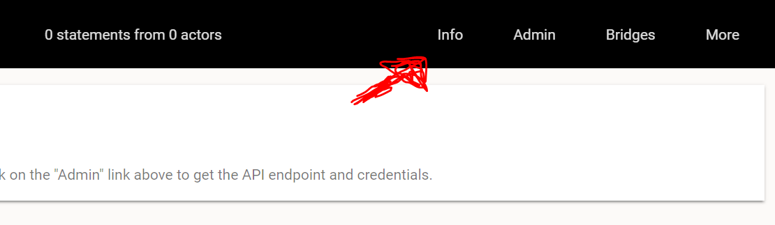 YetAnalytics Info Button