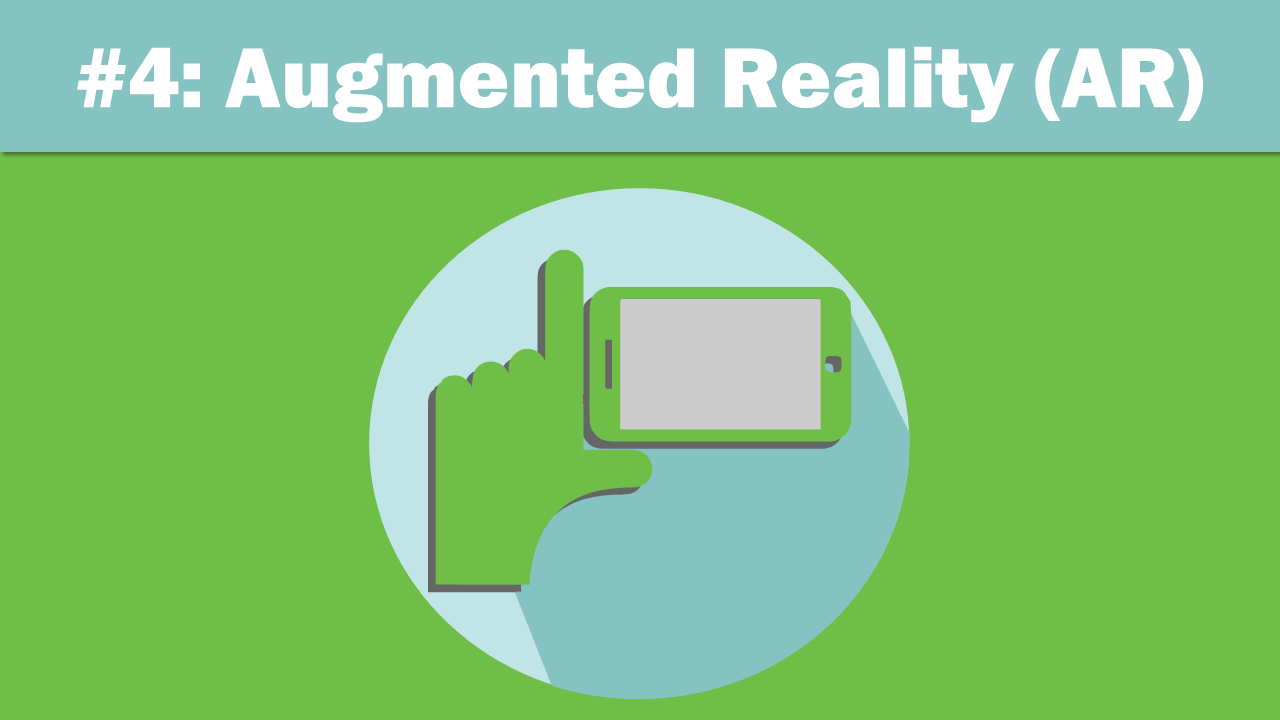 Augmented Reality - eLearning Trends 2018