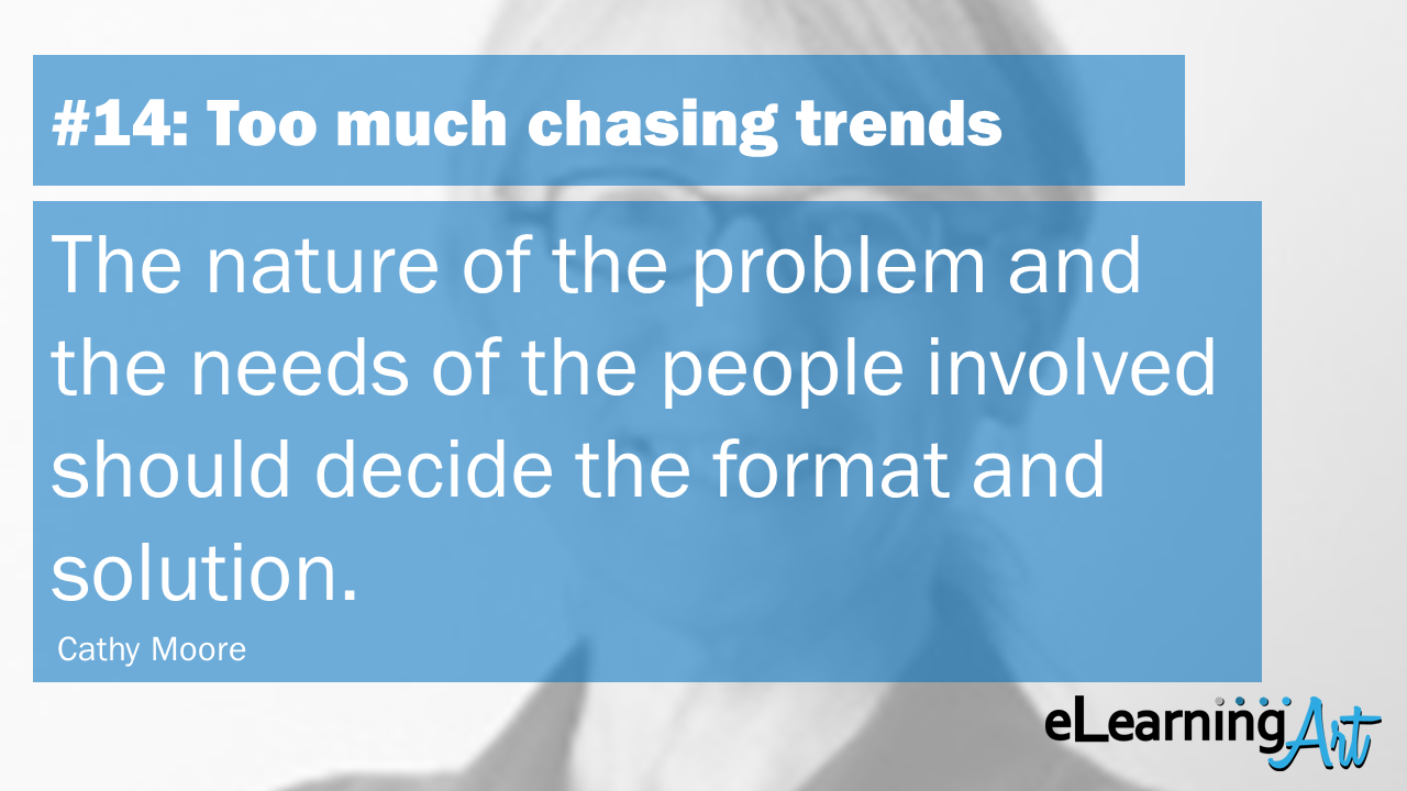 eLearning-Trends-2018-Chasing-Cathy-Moore