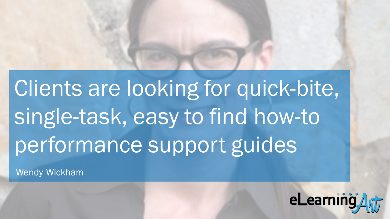 eLearning-Trends-2018-Performance-Support-Wendy-Wickham