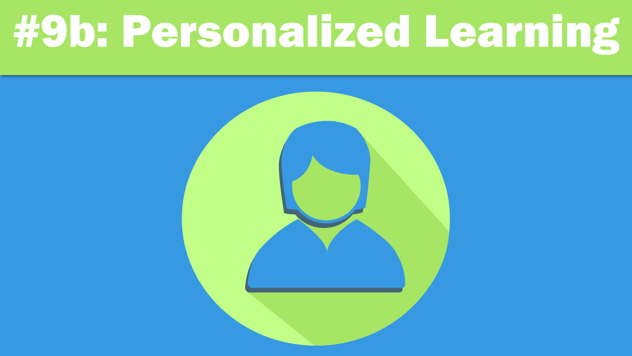Personalized Learning - eLearning Trends 2018