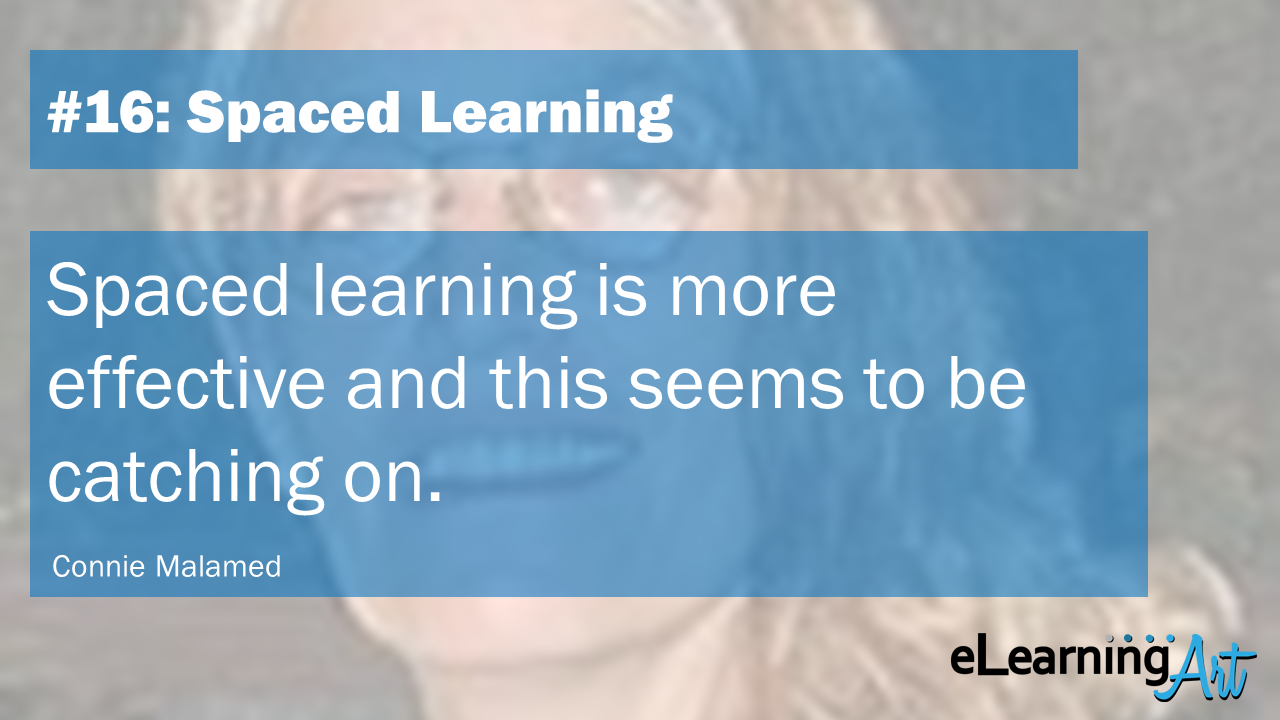 eLearning-Trends-2018-Spaced-Learning-Connie-Malamed