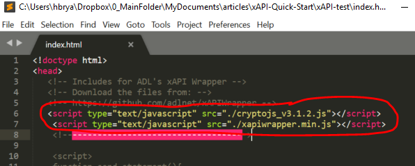 2 Scripts to replace