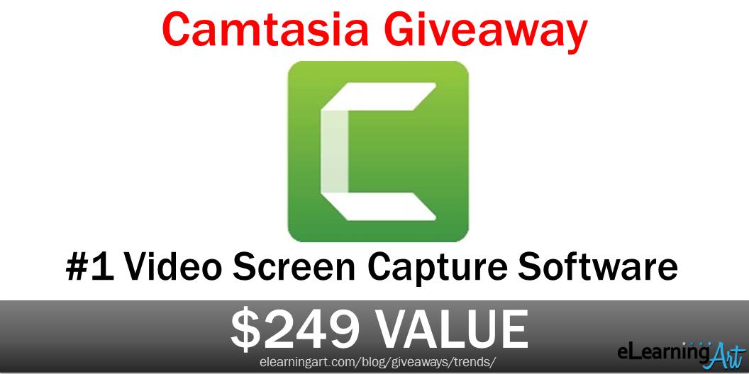 Camtasia Giveaway