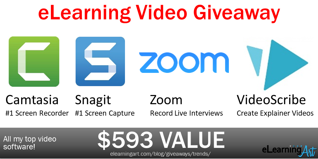 eLearning Video Giveaway