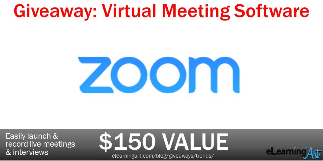 Zoom Meetings Giveaway