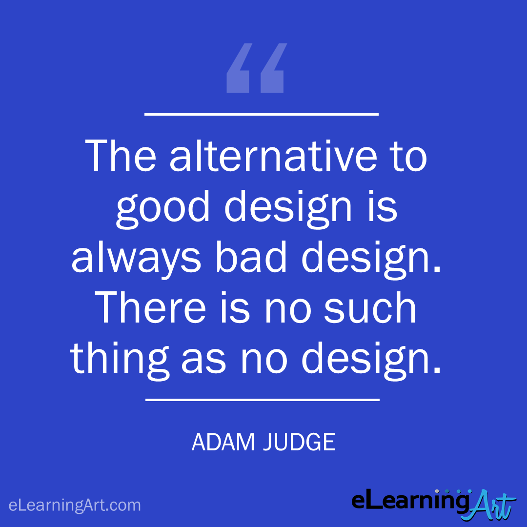 Great Graphic Design Quotes: Top Instructional Design Quotes