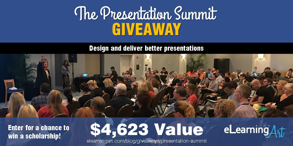 Presentation Summit Giveaway