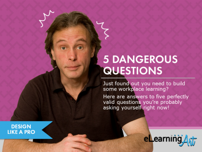5 workplace learning questions