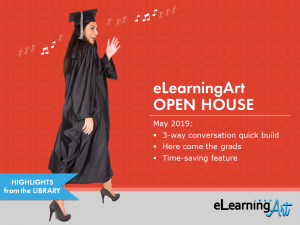 eLearningArt Library Highlights - May 2019